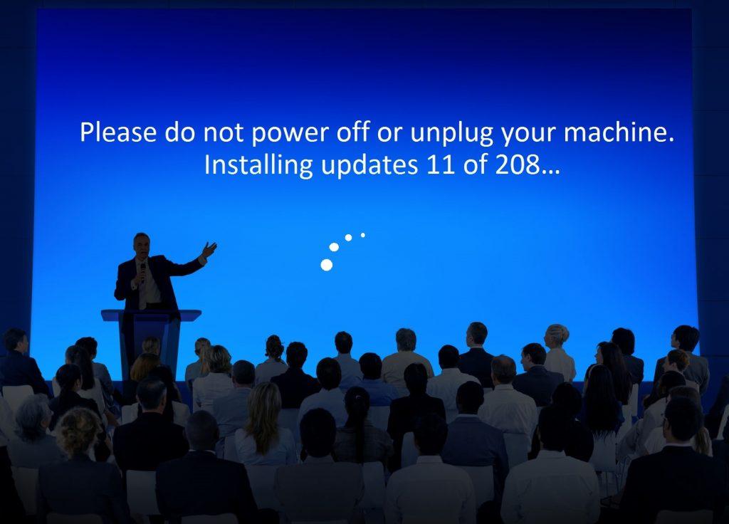 Windows 10 updates uitschakelen